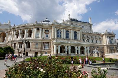 ウクライナ旅行ー6:オデッサ