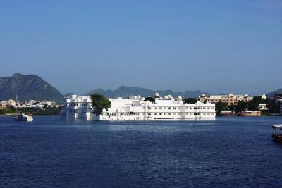 インドでホテルはしご旅④「タージ レイク パレス」編