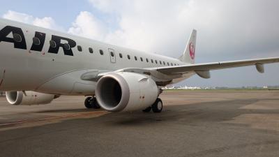JL175便 東京羽田(HND)→山形(GAJ)搭乗記