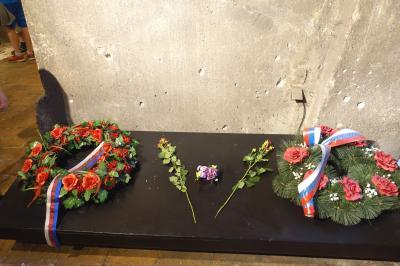 2018 三たびで最後のシニア三人旅 ☆『ハイドリヒを撃て!「ナチの野獣」暗殺作戦』の現場を訪れる