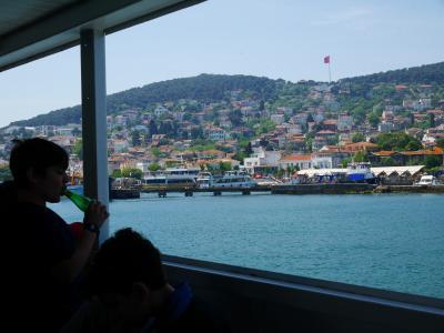 イスタンブールで海風に吹かれるフェリーの旅~ボスフォラス・クルーズとプリンスィズ諸島~