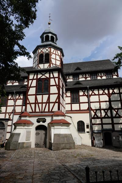 ポーランド旅行ー23:ブロツラフ(2つの平和教会を巡る)