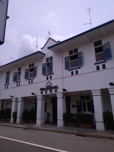 ひさびさのシンガポール!バジェットホテルのご報告~Perak Hotel~