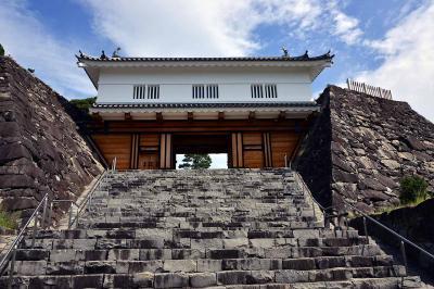 青春18きっぷの小さな旅「甲府の舞鶴城址」