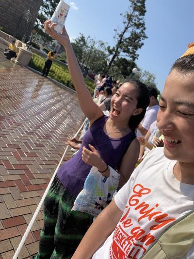夏!Disney!!inTDL 2 ~台風の影響…編~