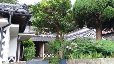 下田ペリーロードと旧澤村邸