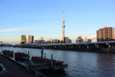 夏の東京をぶらぶら 9月 前半