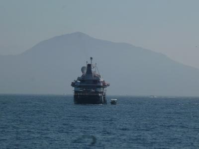 クルーズでカプリ島~ポジターノ(イタリア)