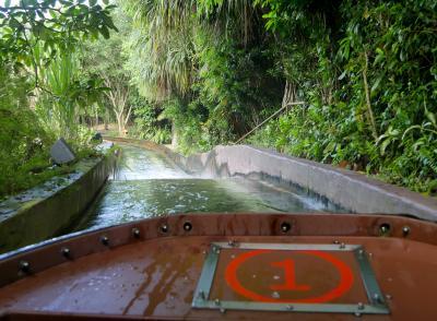 2019.6シンガポール一人旅10-リバーサファリ2 Amazon River Quest,Wild Amazonia
