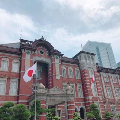 東京ステーションホテル宿泊!想像していたよりもずっと素敵なホテルでした。2019 09