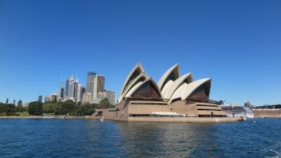 シドニー動物園と魚市場