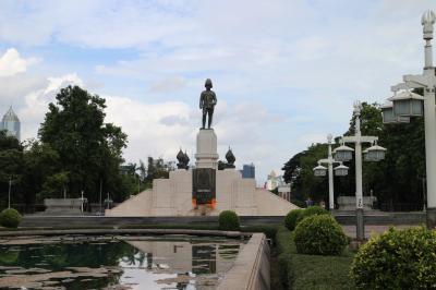 ルンピニー公園/バンコクで帰国前ぶらり・9月/2019