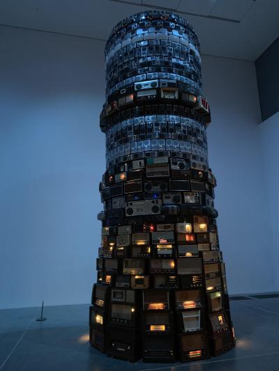 ロンドン、ブリュッセル ぼっち旅④現代アート迷子とぼっちアフタヌーンティ