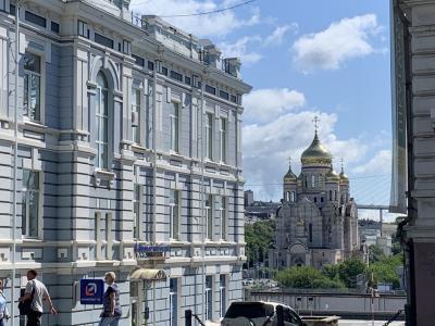 ロシア(2)ぶらっと週末ヨーロッパ/ウラジオストク