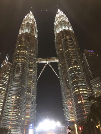 マー様に会った後は、はじめてのマレーシア!やっぱり弾丸旅