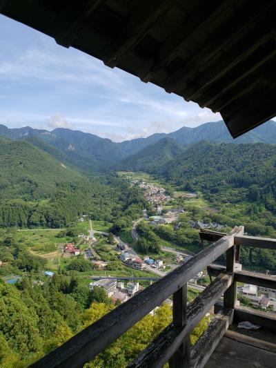 鈍行で行く バックパックで(ほぼ)東北一周旅 5日間! ~最終日 海と山散策、空から東京へ編~