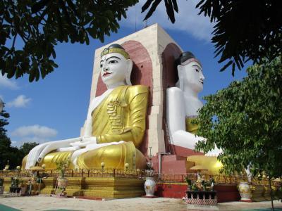 ミャンマー再訪の旅(16)バコーの寺を巡る。