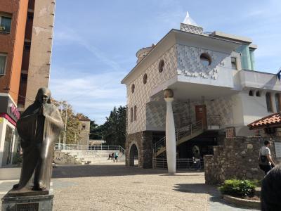 バルカン半島5ヶ国1人参加限定ツアーの旅②マケドニア・スコピエ