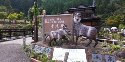 夏の焼津・大井川渓谷1泊2日のプチ旅行へ