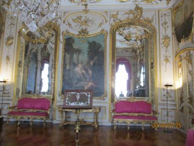 豪華絢爛サンスーシ宮殿