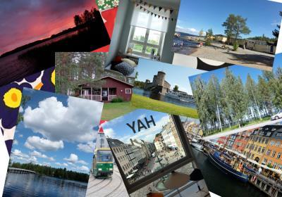 2度目のフィンランド+(ちょっとだけ)初めてのスウェーデンとデンマーク - ヘルシンキから旅立ち -