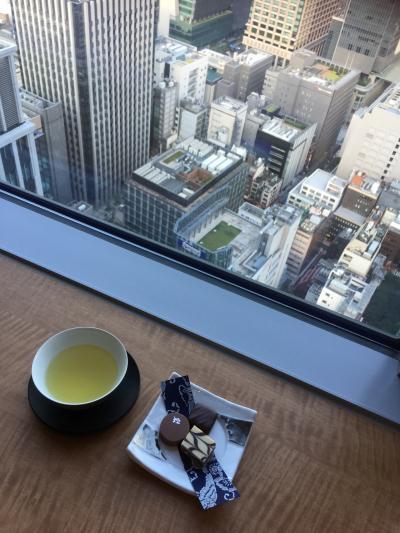 シャングリラホテル東京のホライゾンクラブルームで過ごすご褒美ステイ♡