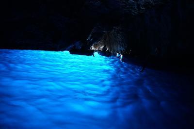 イタリア旅行 2019年8月 ⑥ Capri島、青の洞窟、Sorrento