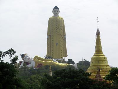 2019年8月 ミャンマー旅行記 (5):モンユワ
