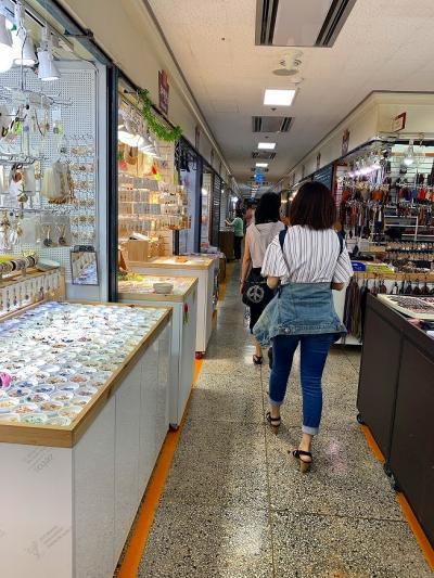 初ソウル女子旅☆グルメにショッピング三昧!2日目前半東大門総合市場