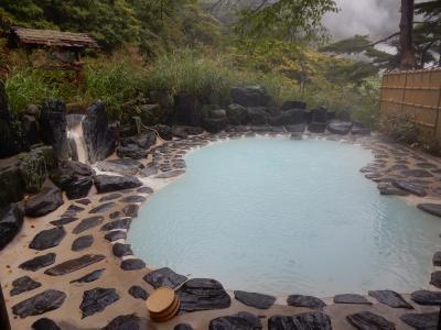 2019年9月 福島の野地温泉に行ってきました