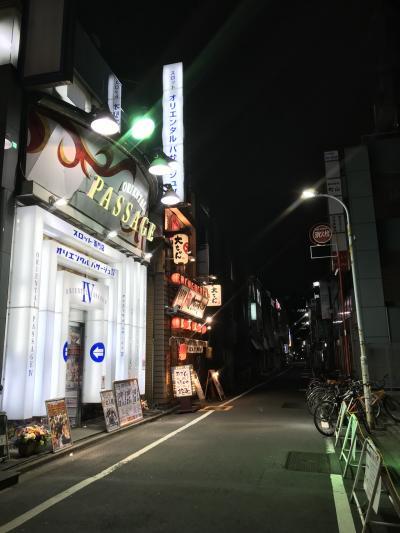 「ともグループ」 御徒町~アメ横~上野 夜の食い倒れ