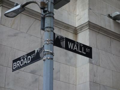 NYCを歩く。(4.2) Wall Street を歩く。FRBの金庫から金の延べ棒を。。。というわけには行かないかな。