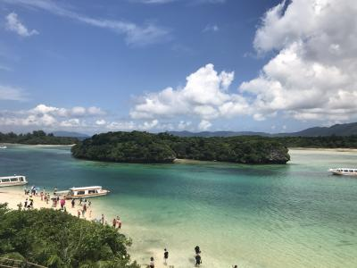 子連れ 離島旅  2019夏休み☆3日目 川平湾へ☆