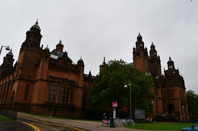 スコットランド随一の都会