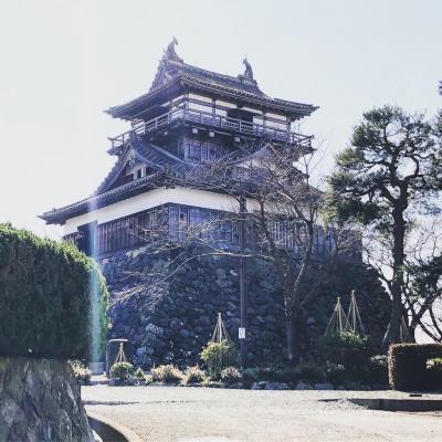 日本百名城巡り 北陸地方