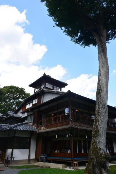 京の夏の旅 2019 旧三井家下鴨別邸 二階特別公開に行ってきました。