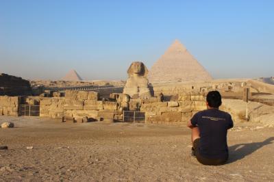 すべてはここから エジプト