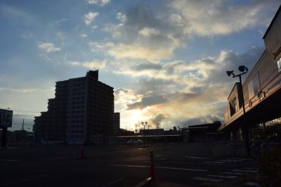散歩 2019.09.04 =夜明けの散歩=
