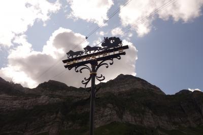 5日間でドイツ・スイスをかじる2019夏旅⑨~標高2,502m、センティス山へ!前半~