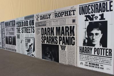 2018年 ロンドン&パリ観劇ツアー【7】ハリーポッターの世界に行ってみよう!~ロンドン・メイキング オブ ハリー・ポッター~