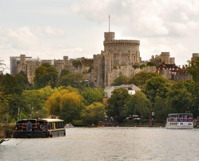ロンドンに行くならウィンザー城もね
