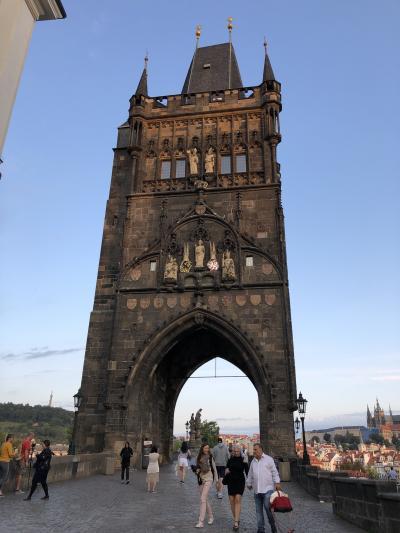 2019  夏休みはヨーロッパ周遊の旅  プラハ編その2