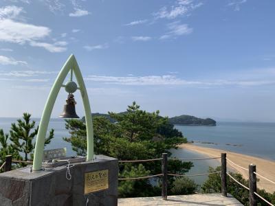 JALどこでもマイルで香川&徳島。初日はやっぱり本場のうどん。2日目はフェリーで小豆島へ。