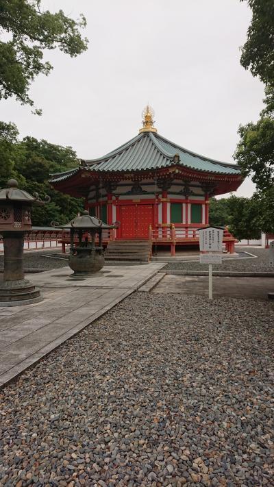 成田空港のすぐ近く「成田山新勝寺」