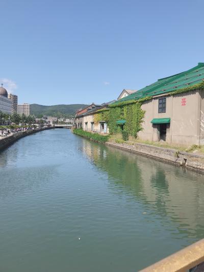 久々の札幌と小樽の旅①