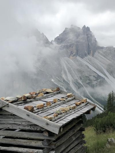 オーストリアチロルシュトゥバイタールの旅【7】エルファーPanoramawegをハイキング2019年7月