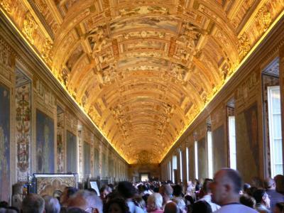 大好きなローマ、フィレンツェへ、その②