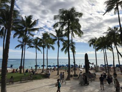 2019夏 ハワイ旅行 1日目