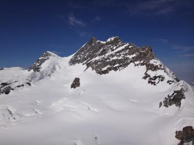 スイスの旅 ユングフラウヨッホ