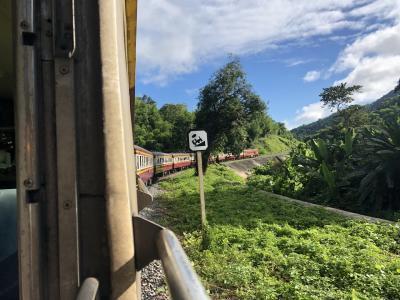 バンコクからチェンマイへ寝台列車で②